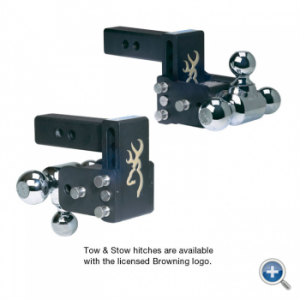 """B&W Hitches - B&W Hitches Tow and Stow Receiver Hitch 5"""" Drop - Image 6"""