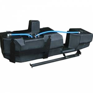 Titan Fuel Tanks - Titan Fuel Tanks 2001-2010 Duramax Midship Replacement Tank - Image 1