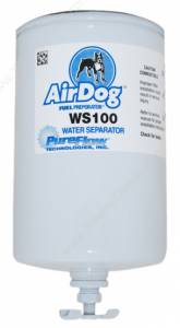 Fuel System - Fuel System Parts - AirDog by PureFlow - Airdog Fuel Filter and Water Separator Replacement #WS100