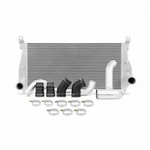 Turbo Chargers & Components - Intercoolers and Pipes - Mishimoto - Mishimoto Diesel Intercooler Kit GM Duramax 2002-2004.5
