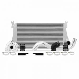 Turbo Chargers & Components - Intercoolers and Pipes - Mishimoto - Mishimoto Diesel Intercooler & Pipe Kit GM Duramax 2006-2010