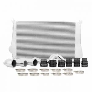 Turbo Chargers & Components - Intercoolers and Pipes - Mishimoto - Mishimoto Diesel Intercooler & Pipe Kit GM Duramax 2011-2015