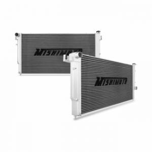 Cooling System - Cooling System Parts - Mishimoto - Mishimoto Aluminum Radiator Dodge Cummins 1994-2002