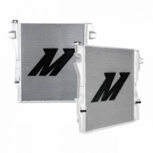 Mishimoto - Mishimoto Aluminum Radiator Dodge Cummins 2010-2012