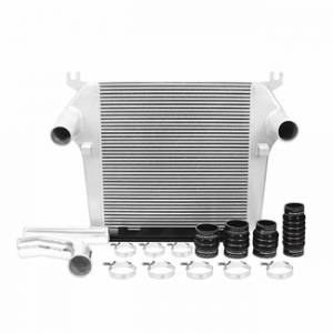 Turbo Chargers & Components - Intercoolers and Pipes - Mishimoto - Mishimoto Diesel Intercooler Kit Dodge Cummins 2010-2012