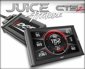 1994-1998 Dodge 5.9L 12V Cummins - Programmers/Tuners/Chips - Edge Products - Edge CTS2 Juice w/ Attitude 98.5-2000 Cummins