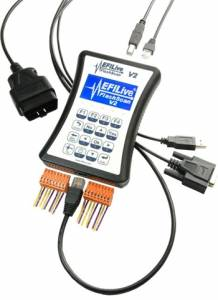 EFI Live - EFI Live FlashScan V2 With GM & Dodge Cummins Tuning