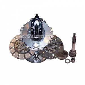Transmission - Manual Trans/Clutch Components - Southbend Clutch - Southbend Clutch Double Disc Dodge Cummins 1988-2004