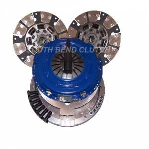 Transmission - Manual Trans/Clutch Components - Southbend Clutch - Southbend Clutch Double Disc GM Duramax 2001-2005