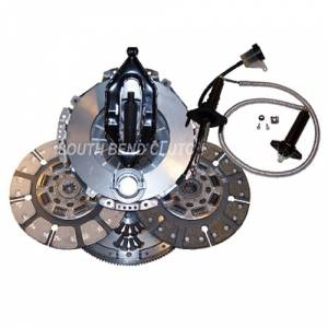 Transmission - Manual Trans/Clutch Components - Southbend Clutch - Southbend Clutch Double Disc Dodge Cummins 2005.5-2015