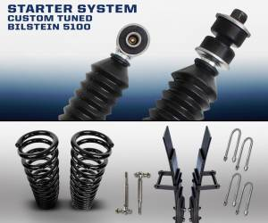 Carli Suspension - Carli Suspension Starter System Dodge Ram 1994-2012
