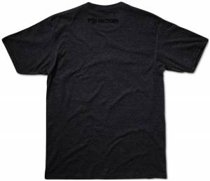 Gear & Apparel - Shirts - Fox Factory Inc - Fox Factory Inc 2018, FOX Men's Ride 3.0 Tee, 100% Cotton, Athletic Heather, L 495-01-309