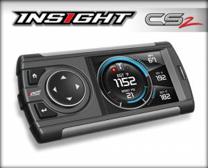 1998.5-2002 Dodge 5.9L 24V Cummins - Programmers/Tuners/Chips - Edge Products - Edge Products Insight CS2 Monitor 84030