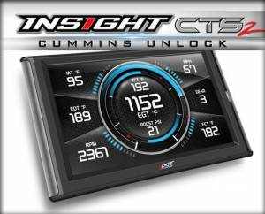 2007.5-2019 Dodge 6.7L 24V Cummins - Programmers/Tuners/Chips - Edge Products - Edge Products Monitor 84132