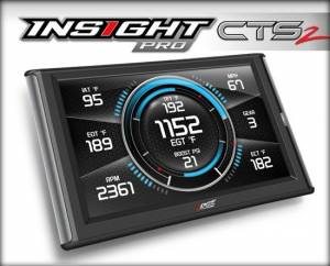 2003-2007 Dodge 5.9L 24V Cummins - Programmers/Tuners/Chips - Edge Products - Edge Products Monitor 86100