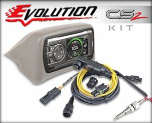 1999-2003 Ford 7.3L Powerstroke - Programmers/Tuners/Chips - Edge Products - Edge Products In-cab tuner 15001-1