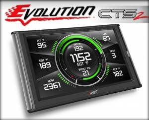 2008-2010 Ford 6.4L Powerstroke - Programmers/Tuners/Chips - Edge Products - Edge Products CALIFORNIA EDITION DIESEL EVOLUTION CTS2 85401