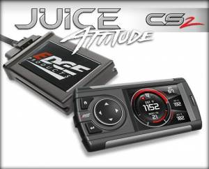 2006-2007 GM 6.6L LLY/LBZ Duramax - Programmers/Tuners/Chips - Edge Products - Edge Products Juice w/Attitude CS2 Programmer 21402