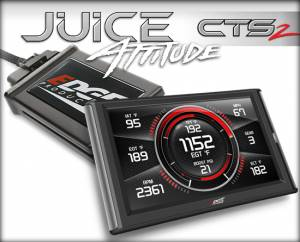 2006-2007 GM 6.6L LLY/LBZ Duramax - Programmers/Tuners/Chips - Edge Products - Edge Products Juice w/Attitude CTS2 Programmer 21502