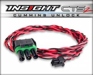 2007.5-2019 Dodge 6.7L 24V Cummins - Electrical Components - Edge Products - Edge Products Cable 98103