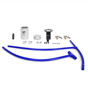 Cooling System - Cooling System Parts - Mishimoto - Mishimoto 03-07 Ford 6.0L Powerstroke Engine Coolant Filter Kit MMCFK-F2D-03BL