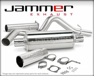 Air Intakes & Accessories - Air Intake Kits - Edge Products - Edge Products Jammer Exhaust 17657