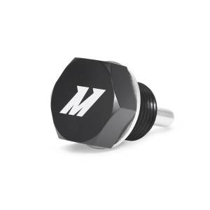 Shop By Part - Maintenance - Mishimoto - Mishimoto Magnetic Oil Drain Plug M18 x 1.5, Black MMODP-1815B