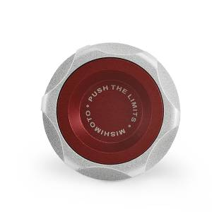 Shop By Part - Maintenance - Mishimoto - Mishimoto GM LS Engine Oil Filler Cap, Red MMOFC-LSX-RD
