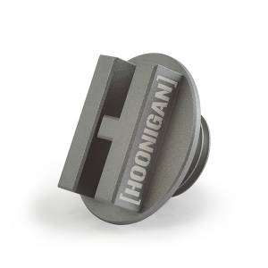 Shop By Part - Maintenance - Mishimoto - Mishimoto Ford Mustang Oil Filler Cap, 1987-2001, Hoonigan MMOFC-MUS1-HOONSL