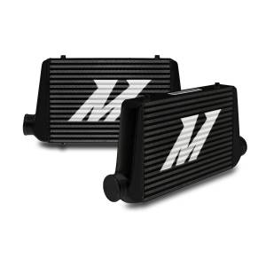 Intercoolers and Pipes - Intercoolers - Mishimoto - Mishimoto Mishimoto Universal Intercooler G-Line, Black MMINT-UGB