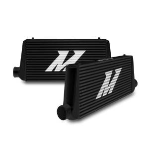Intercoolers and Pipes - Intercoolers - Mishimoto - Mishimoto Mishimoto Universal Intercooler R-Line, Black MMINT-URB