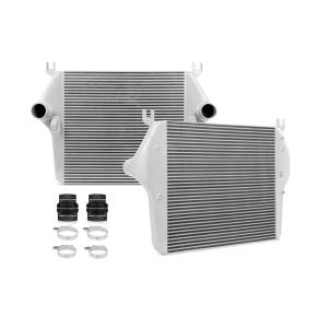 Intercoolers and Pipes - Intercoolers - Mishimoto - Mishimoto Dodge 5.9L/6.7 Cummins Intercooler MMINT-RAM-03SL