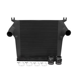 Intercoolers and Pipes - Intercoolers - Mishimoto - Mishimoto Dodge 6.7L Cummins Intercooler MMINT-RAM-10BK