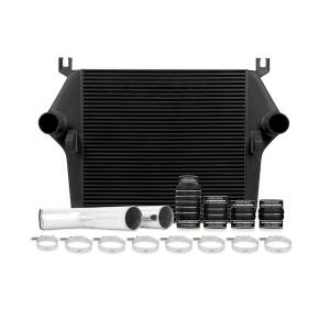 Intercoolers and Pipes - Intercoolers - Mishimoto - Mishimoto Dodge 6.7L Cummins Intercooler Kit MMINT-RAM-07KBK