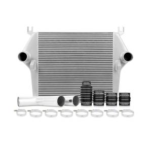 Intercoolers and Pipes - Intercoolers - Mishimoto - Mishimoto Dodge 6.7L Cummins Intercooler Kit MMINT-RAM-07KSL