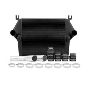 Intercoolers and Pipes - Intercoolers - Mishimoto - Mishimoto Dodge 5.9L Cummins Intercooler Kit MMINT-RAM-03KBK