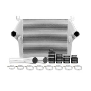 Intercoolers and Pipes - Intercoolers - Mishimoto - Mishimoto Dodge 5.9L Cummins Intercooler Kit MMINT-RAM-03KSL