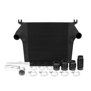 Intercoolers and Pipes - Intercoolers - Mishimoto - Mishimoto Dodge 6.7L Cummins Intercooler Kit MMINT-RAM-10KBK