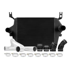 Intercoolers and Pipes - Intercoolers - Mishimoto - Mishimoto Ford 6.0L Powerstroke Intercooler Kit MMINT-F2D-03KBK