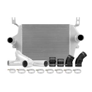 Intercoolers and Pipes - Intercoolers - Mishimoto - Mishimoto Ford 6.0L Powerstroke Intercooler Kit MMINT-F2D-03KSL