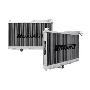 Cooling System - Radiators - Mishimoto - Mishimoto Mishimoto Universal Performance Aluminum Radiator MMRAD-UNI-25