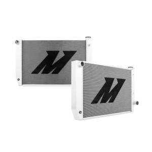 Cooling System - Radiators - Mishimoto - Mishimoto Circle Track Aluminum Radiator MMRAD-UNI-CT