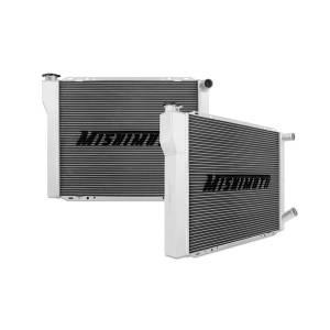 Cooling System - Radiators - Mishimoto - Mishimoto MishiMotorsports Universal Dual Pass Race Radiator MMRAD-DBP-26