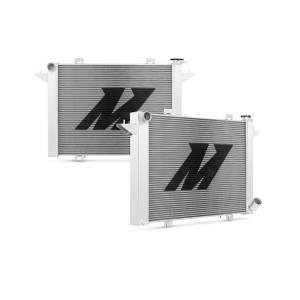 Cooling System - Radiators - Mishimoto - Mishimoto Dodge 5.9L Cummins Aluminum Radiator MMRAD-RAM-89
