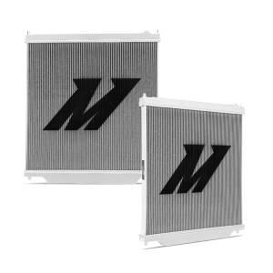 Cooling System - Radiators - Mishimoto - Mishimoto Ford 6.0L Powerstroke Aluminum Radiator MMRAD-F2D-60