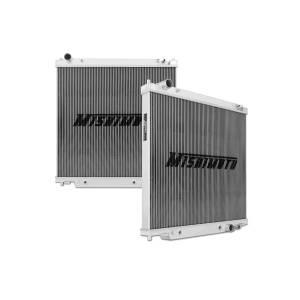 Cooling System - Radiators - Mishimoto - Mishimoto Ford 7.3L Powerstroke Aluminum Radiator MMRAD-F2D-99