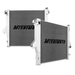 Cooling System - Radiators - Mishimoto - Mishimoto Dodge 5.9L/6.7L Cummins Aluminum Radiator MMRAD-RAM-03