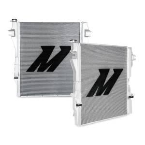 Cooling System - Radiators - Mishimoto - Mishimoto Dodge 6.7L Cummins Aluminum Radiator MMRAD-RAM-10