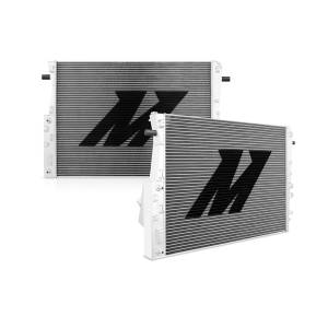 Cooling System - Radiators - Mishimoto - Mishimoto Ford 6.4L Powerstroke Aluminum Radiator MMRAD-F2D-08V2