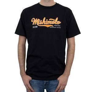Gear & Apparel - Shirts - Mishimoto - Mishimoto Mishimoto Men's Athletic Script T-Shirt, Black MMAPL-SCRIPT-BKL
